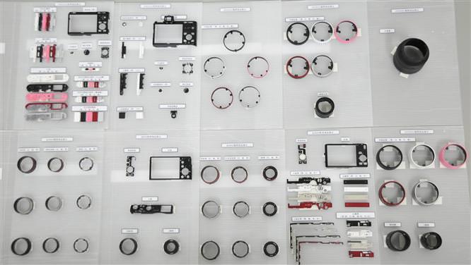 Colour Parts