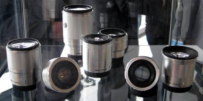 Seven lenses