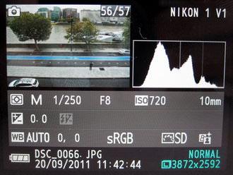 Screen 10mm shot