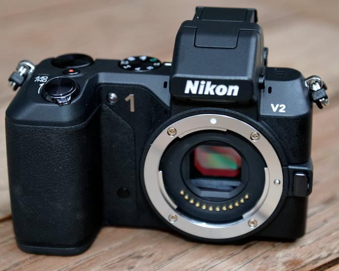 Nikon 1 V2 Black 1