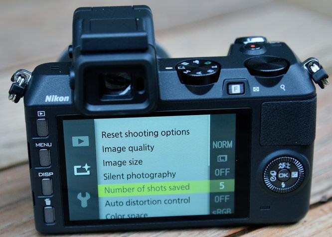 Nikon 1 V2 Black 3