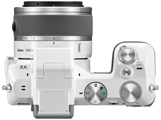 Nikon V2 10 30 WH Top