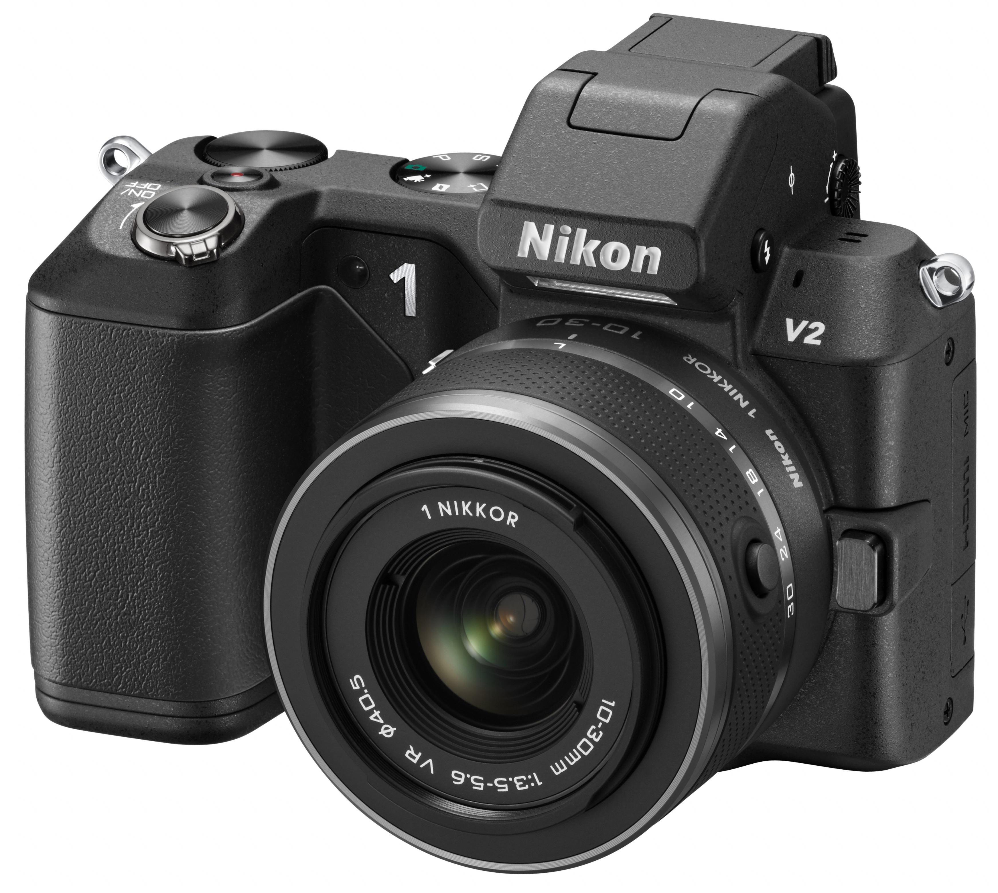 V2: Nikon 1 V2 Launched