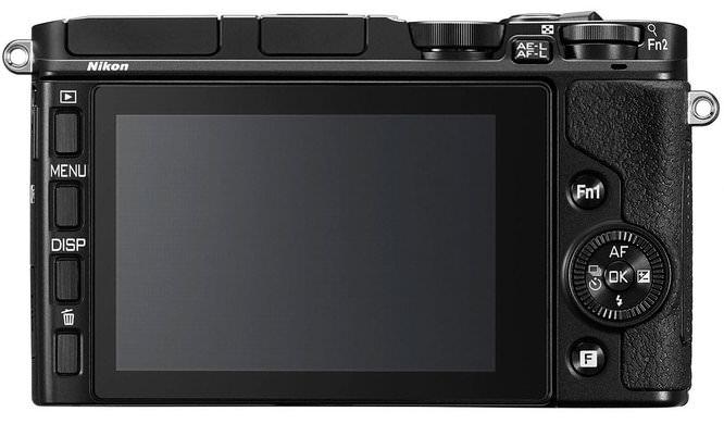 Nikon 1 V3 Back