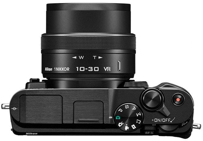 Nikon 1 V3 Top