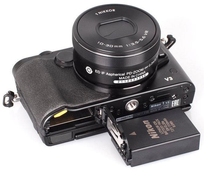 Nikon 1 V3 Black (11)