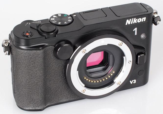 Nikon 1 V3 Black (13)