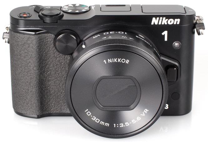 Nikon 1 V3 Black (2)