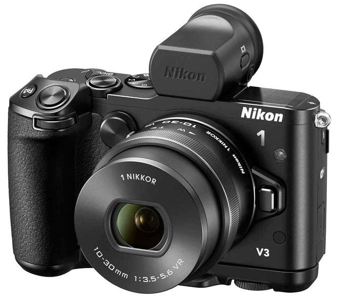 Nikon 1 V3 Grip Viewfinder