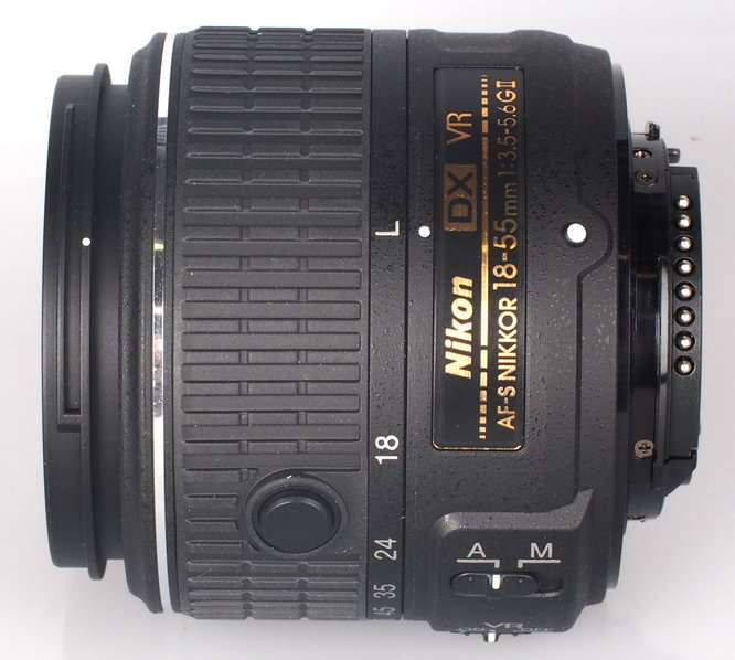Nikon Nikkor 18 55mm VR II Lens (7)