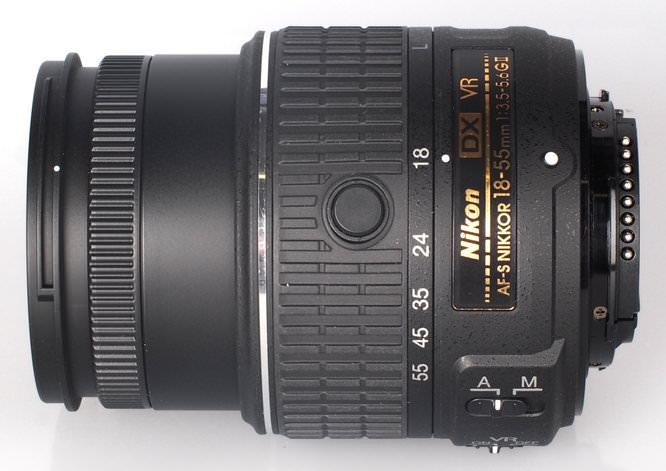 Nikon Nikkor 18 55mm VR II Lens (8)