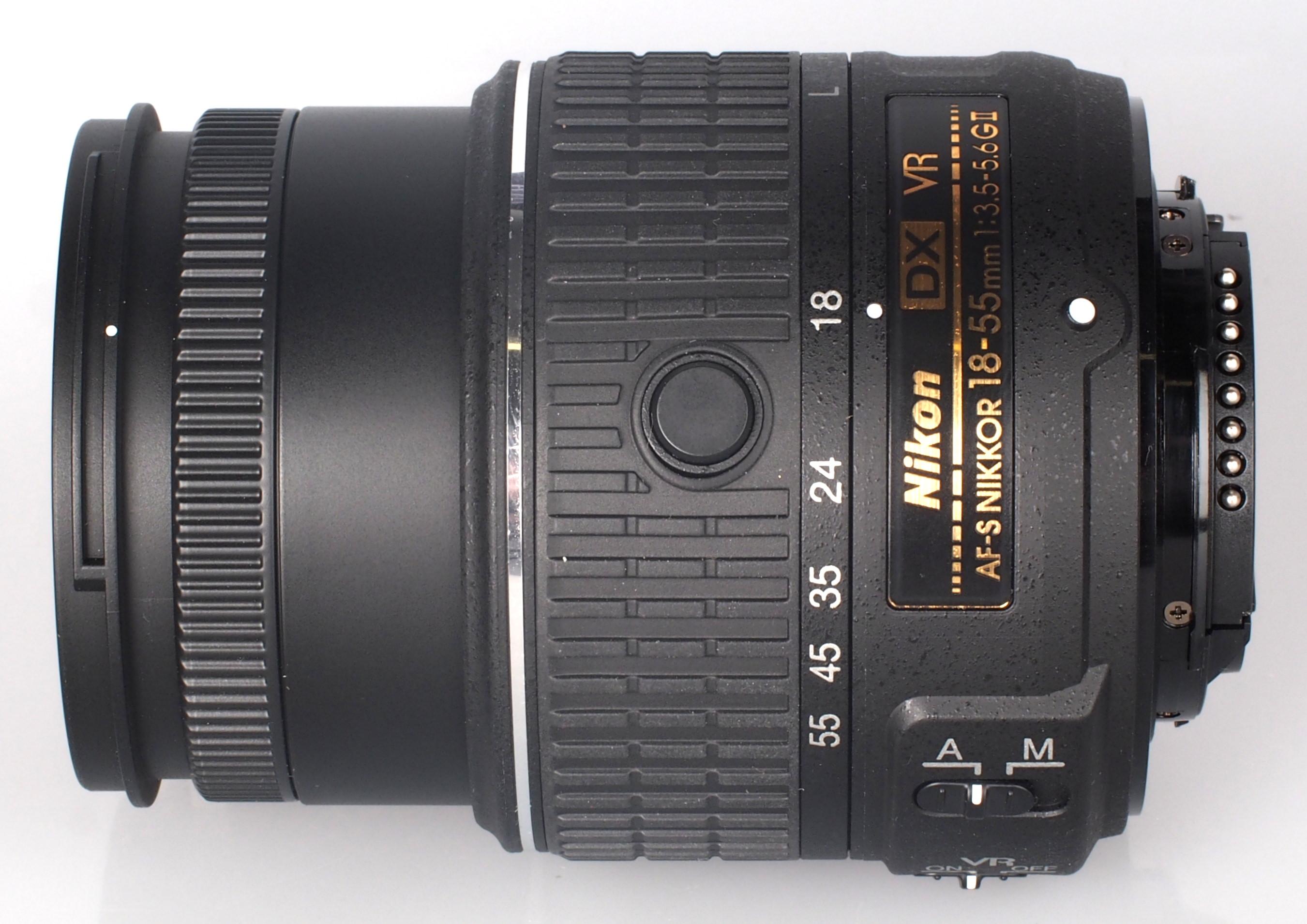 nikon af s dx nikkor 18 55mm f 3 5 5 6g vr ii lens review rh ephotozine com Optical Image Stabilization Scapular Stabilization Exercises