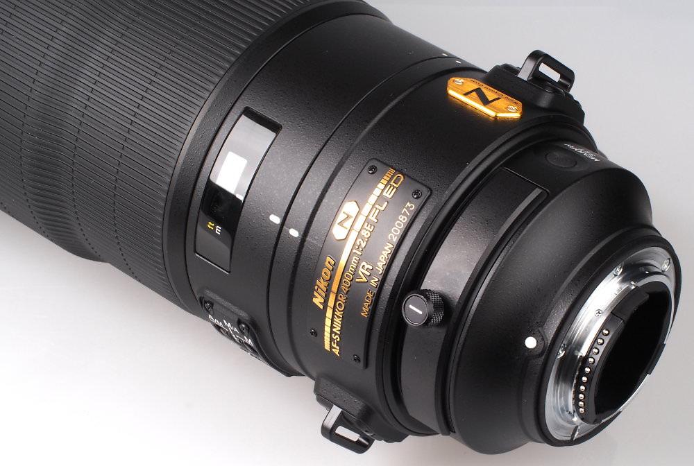 Nikon AF S NIKKOR 400mm F2