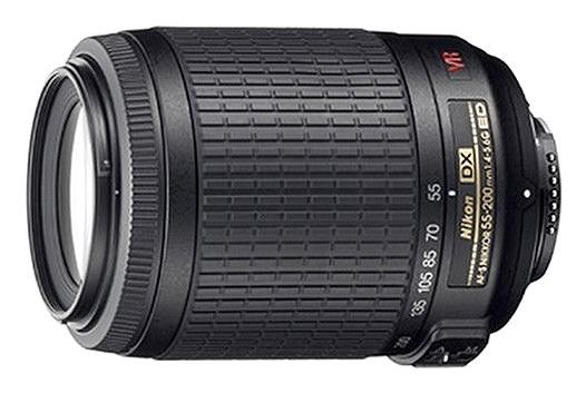 Nikon 55-200mm DX VR Nikkor Lens