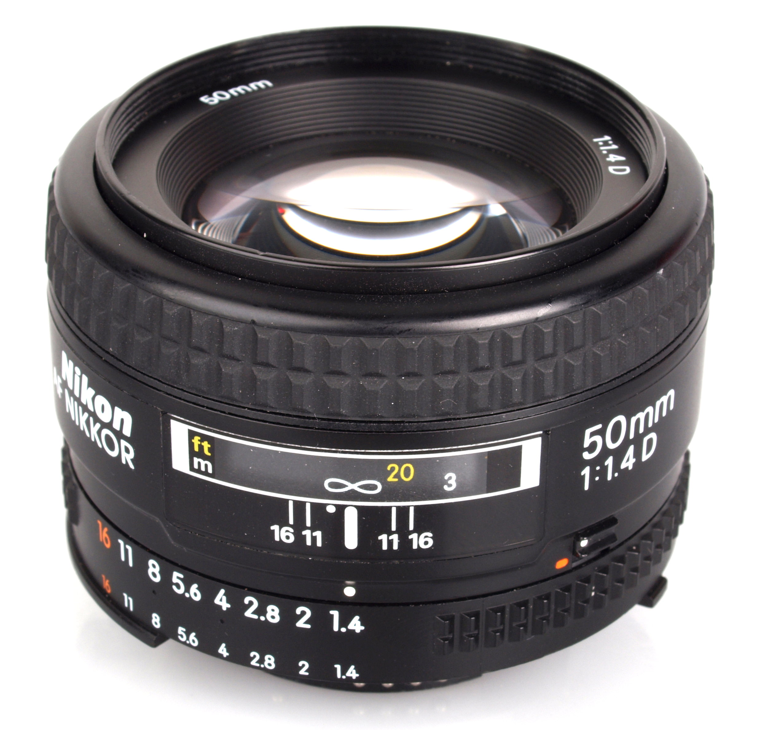 Nikon AF Nikkor 50mm f 1.4D Lens Review  9928d5dea4c