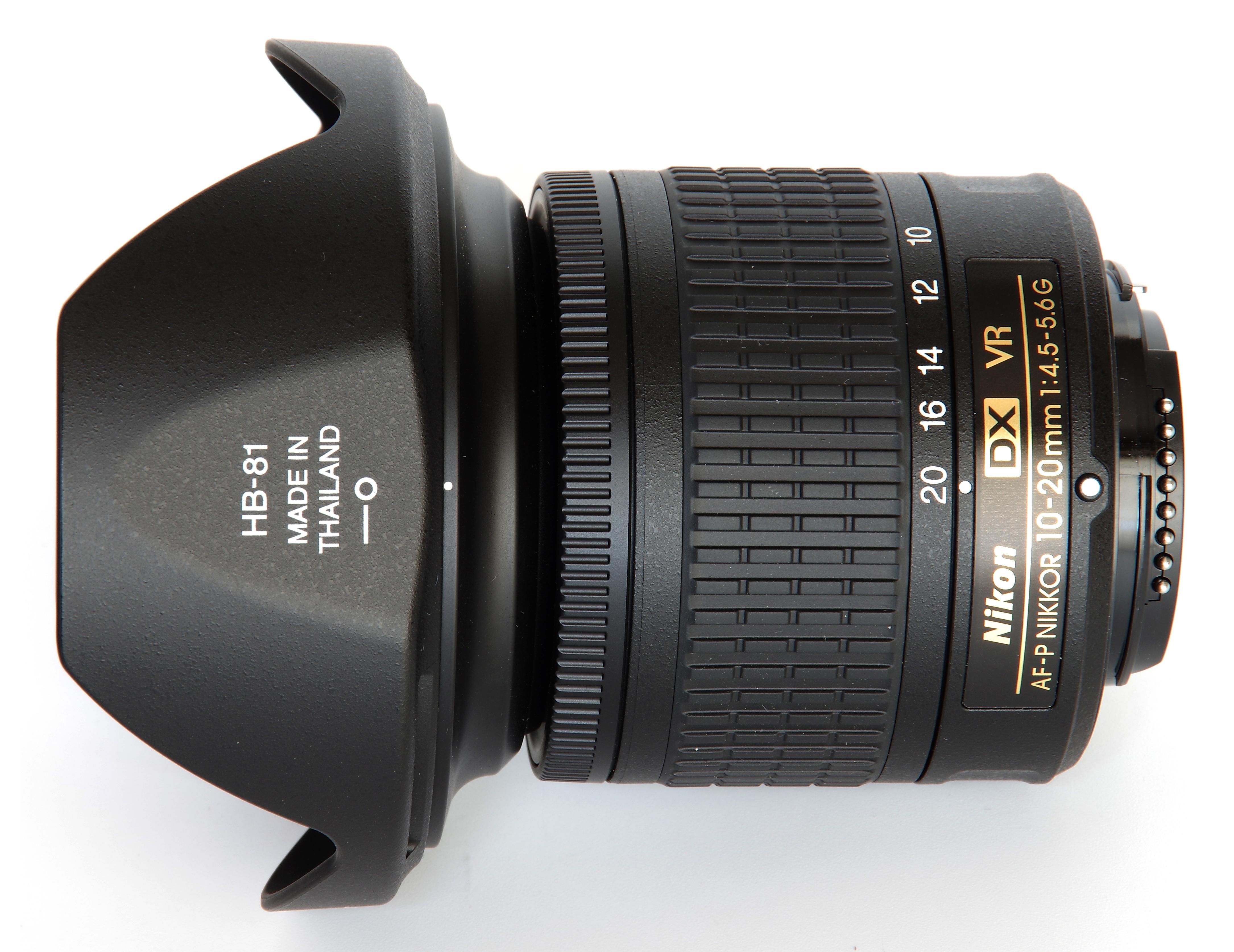 Nikon AF-P DX Nikkor 10-20mm f/4 5-5 6G VR Review | ePHOTOzine
