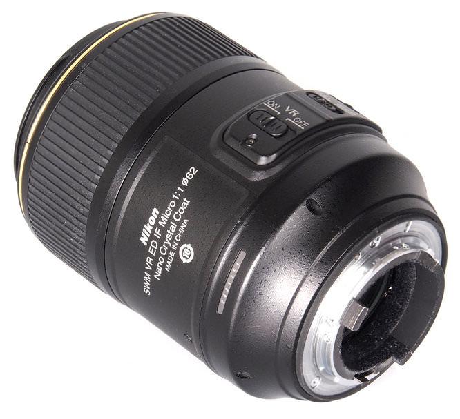 Nikon Nikkor AF S 105mm Micro Lens (6)