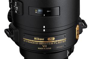 Nikon AF-S 120-300mm f/2.8E FL ED SR VR Announced
