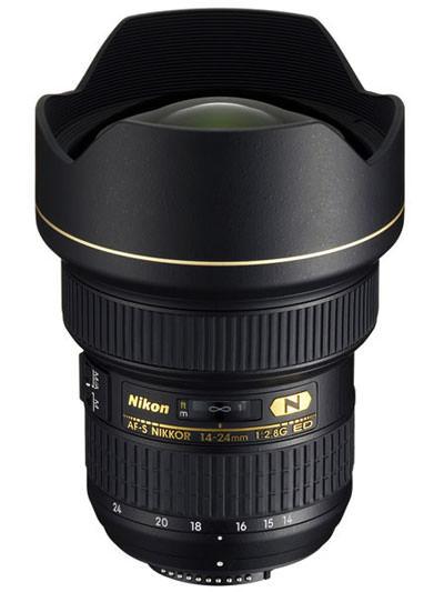 Nikon AFS 14-24mm f/2.8G ED NIKKOR main image