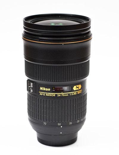 Nikon AF-S 24-70mm f/2.8G ED NIKKOR main image