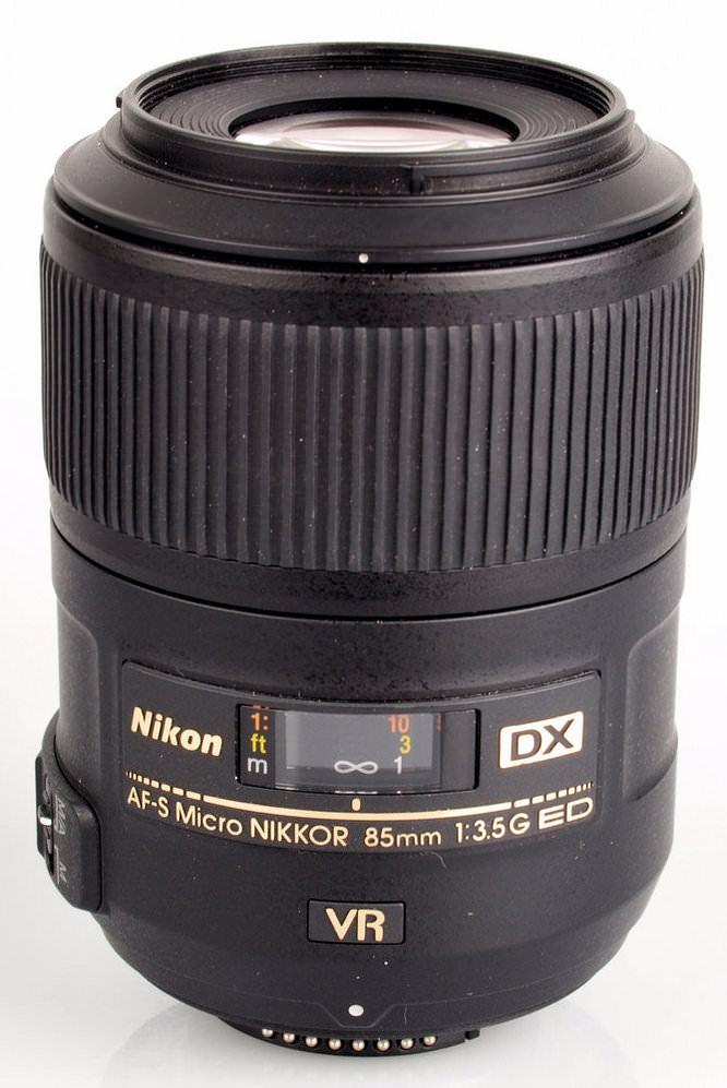 Nikon AF-S DX MICRO NIKKOR 85MM F/3.5G VR