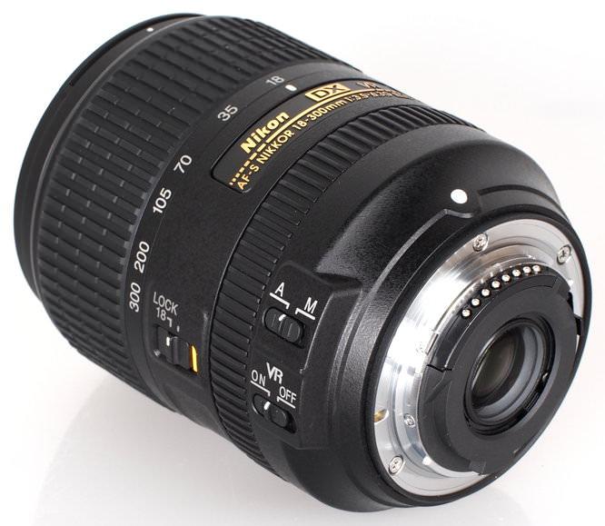 Nikon Nikkor AFS DX NIKKOR 18 300mm F3 5 6 3 G ED VR (7)
