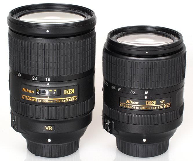 Nikon Nikkor AFS DX NIKKOR 18 300mm F3 5 6 3 G ED VR (9)