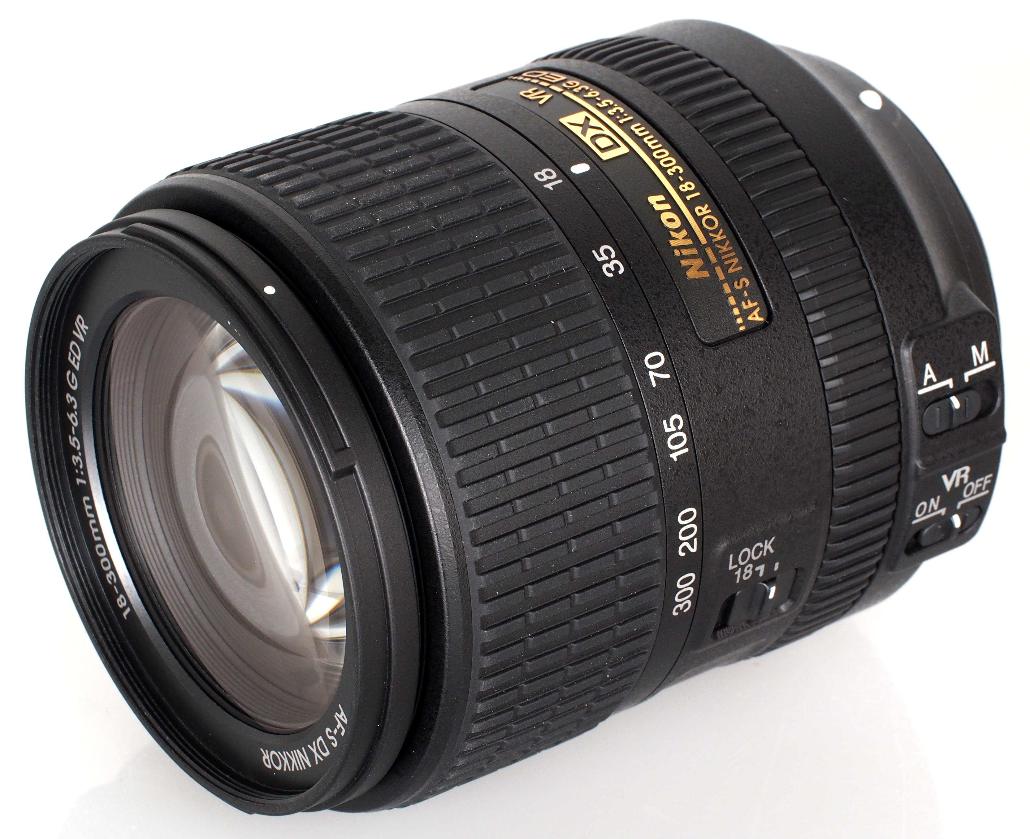 Lens 200mm Nikon Nikons' 18-200mm Lenses