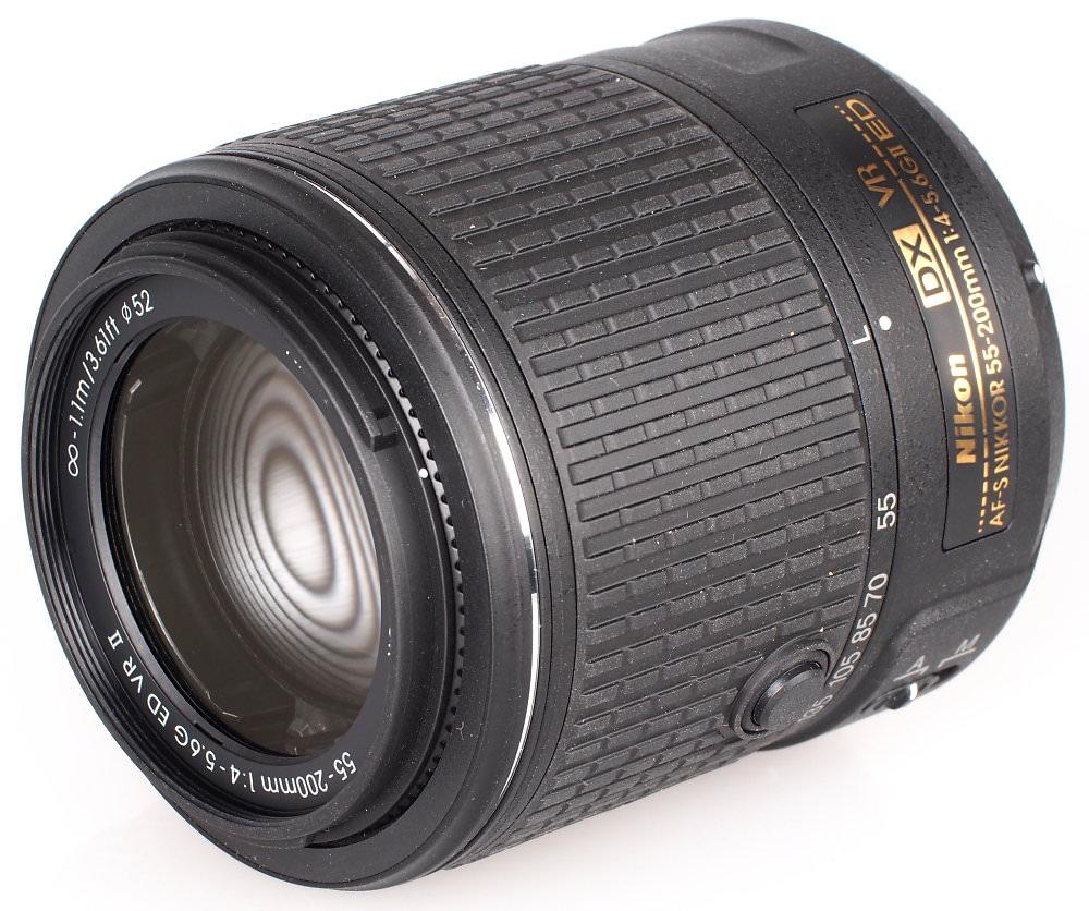 Nikon AF S DX NIKKOR 55 200mm ED VR II (1)