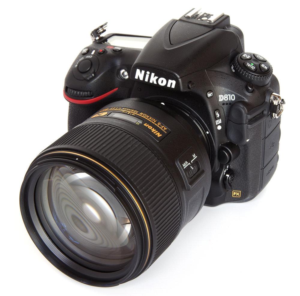 Nikon 105mm F1,4 On Nikon D810