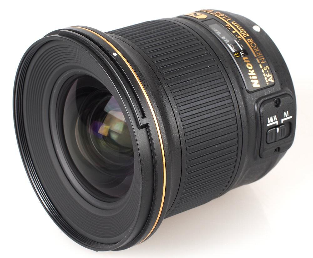 Nikon AF S NIKKOR 20mm 1 1 8G ED N Lens (4)