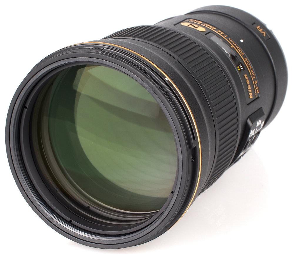 Nikon AF S NIKKOR 300mm F4E PF ED Lens (4)