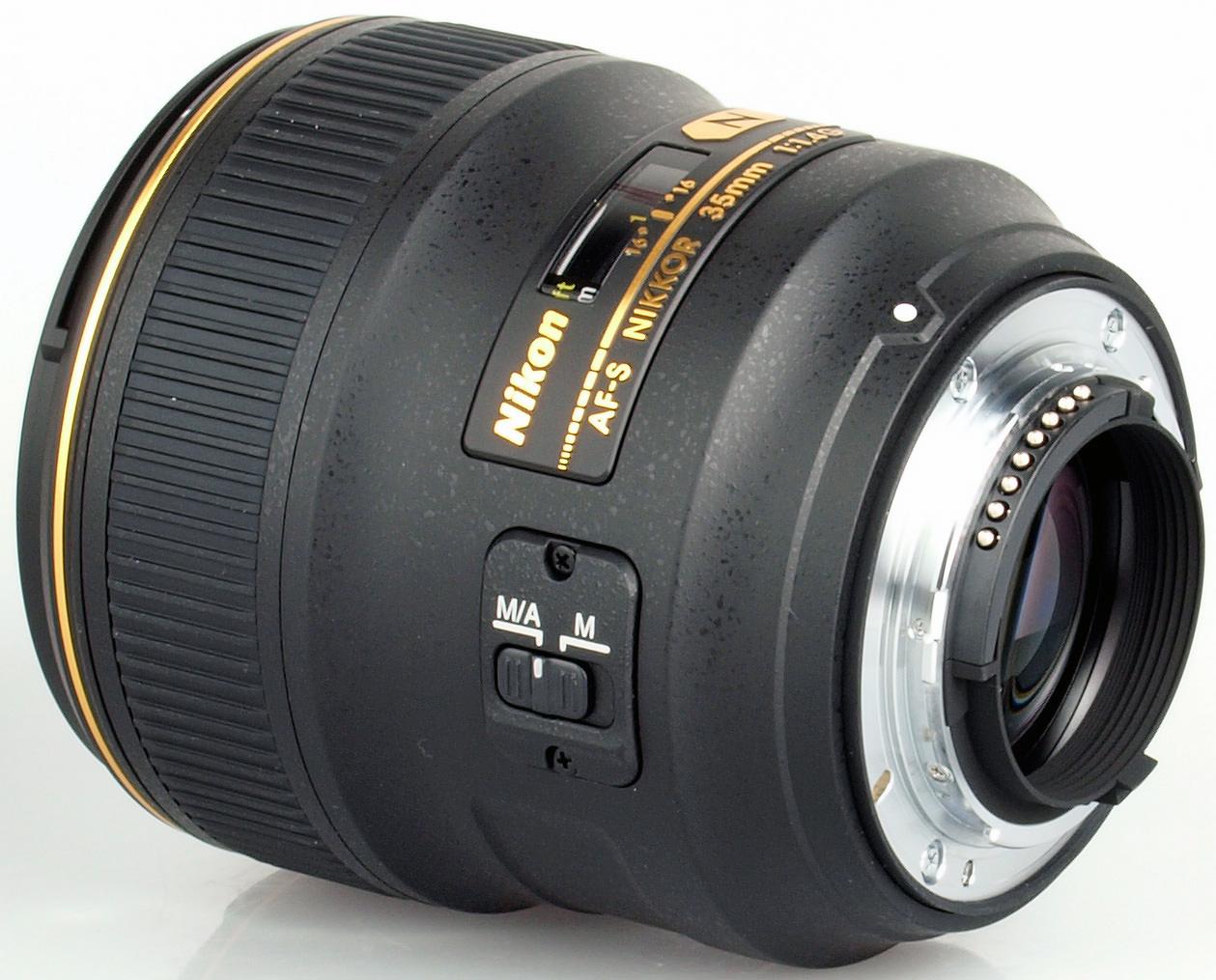 nikon af s nikkor 35mm f 1 4g lens review