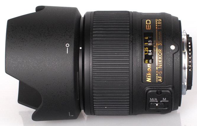 Nikon AF-S NIKKOR 35mm f/1.8G Ed Lens (4)