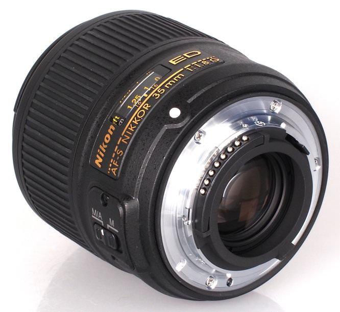 Nikon AF-S NIKKOR 35mm f/1.8G Ed Lens (8)