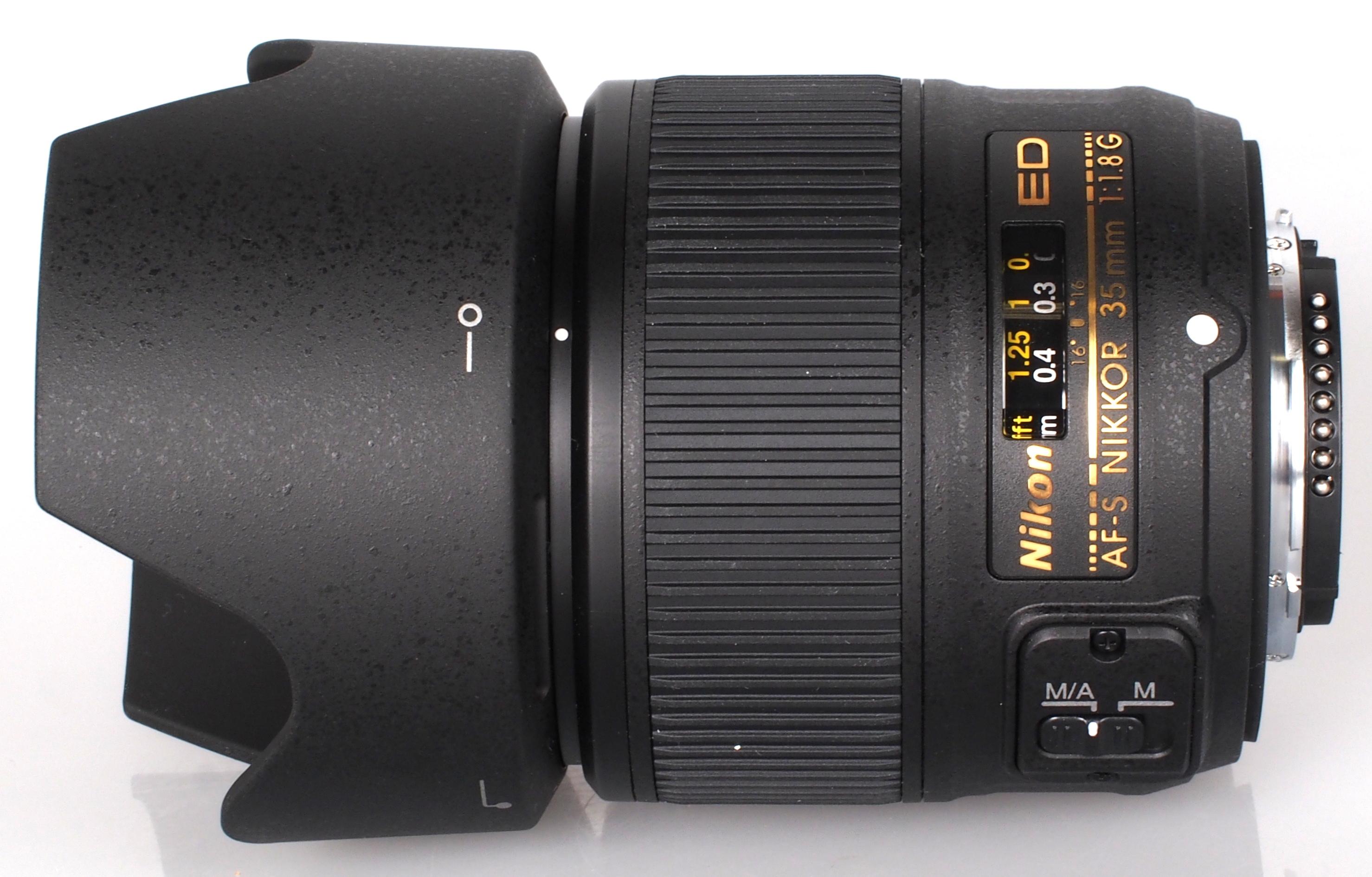 Nikon AF-S Nikkor 35mm f/1.8G Lens Review | ePHOTOzine