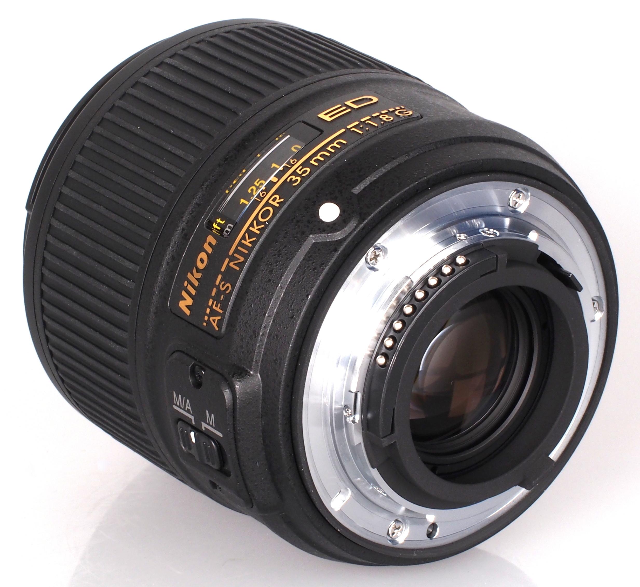 Nikon AF-S Nikkor 35mm f/1.8G Lens Review