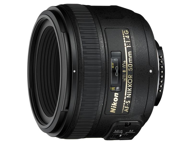 50mm 1 4. Nikon AF-S Nikkor 50mm f/1.4G