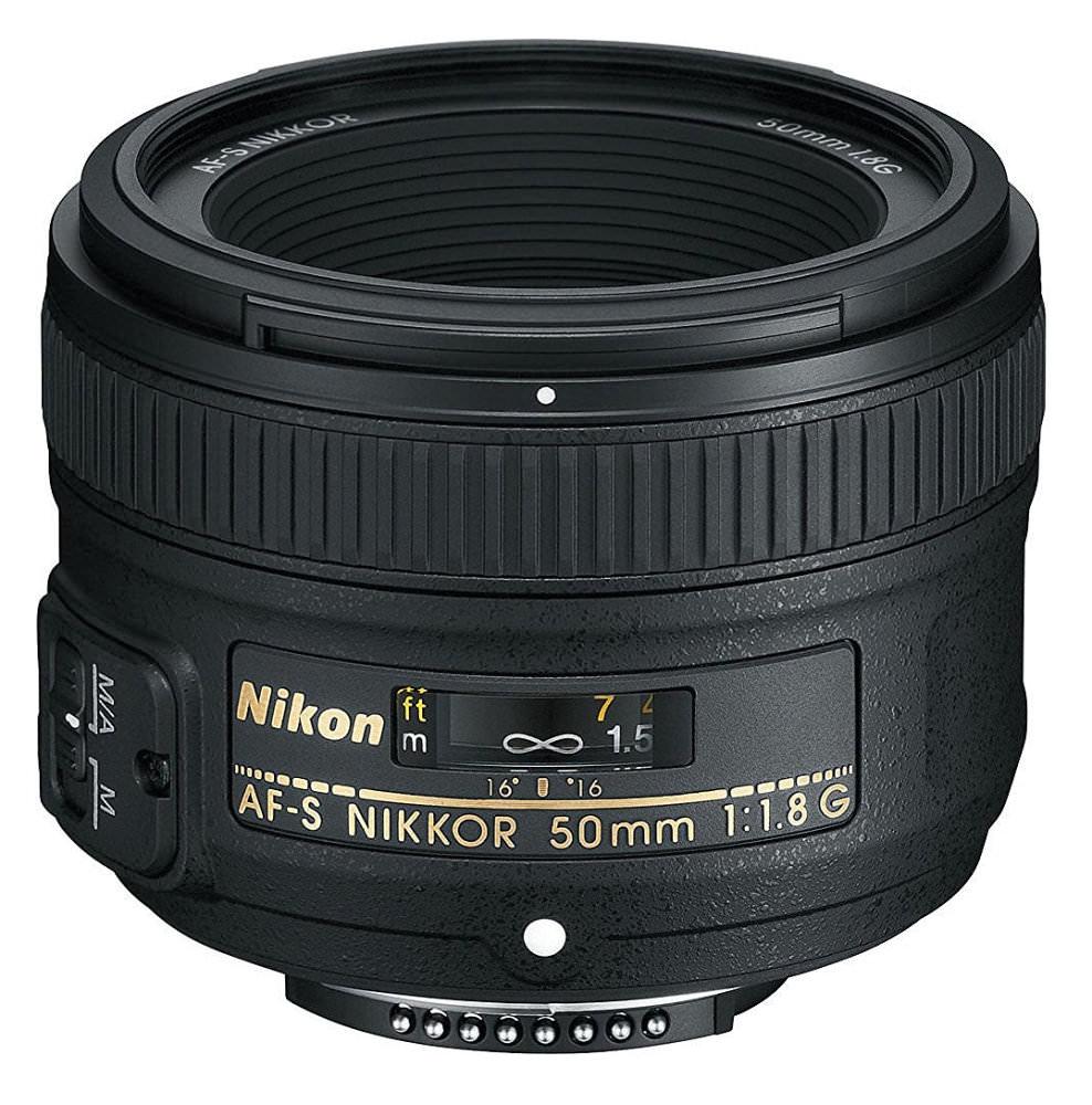 Nikon 50mm 1 4G Large