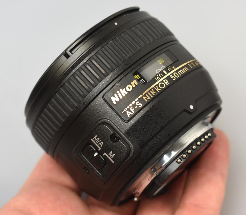Nikon AF-S Nikkor 50mm f/1.4G Lens Review