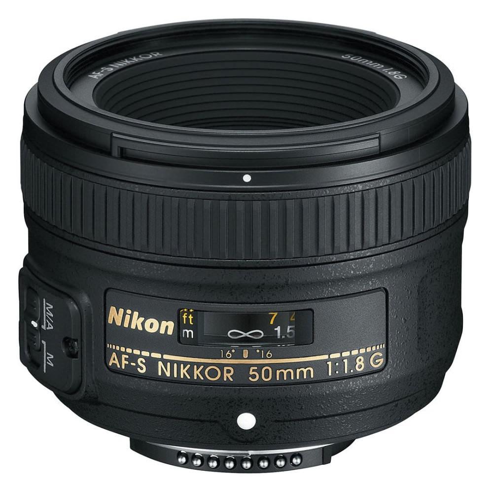 Nikon 50mm F1 8g Fx