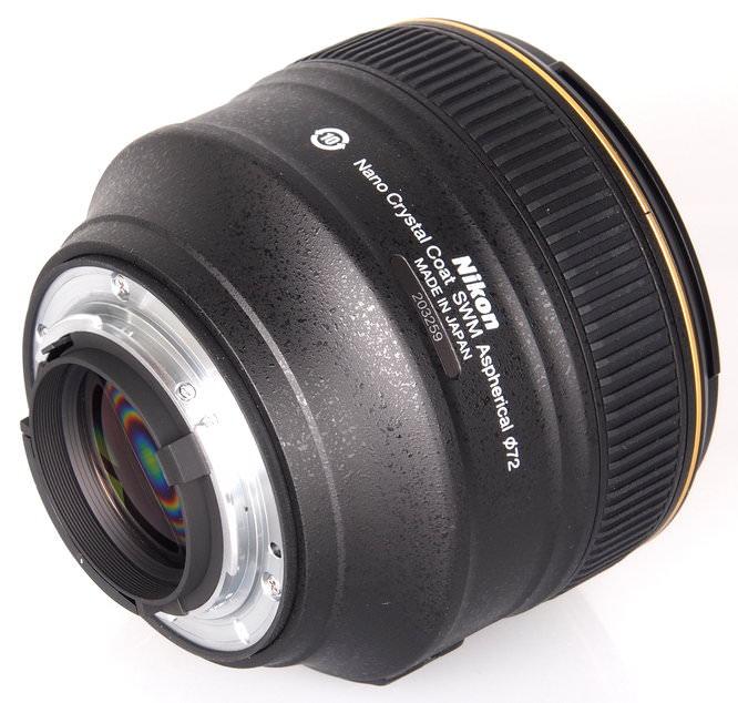 Nikon Nikkor AF S 58mm F1 4G (6)