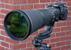 Nikon AF-S Nikkor 600mm f/4 E FL ED VR Review