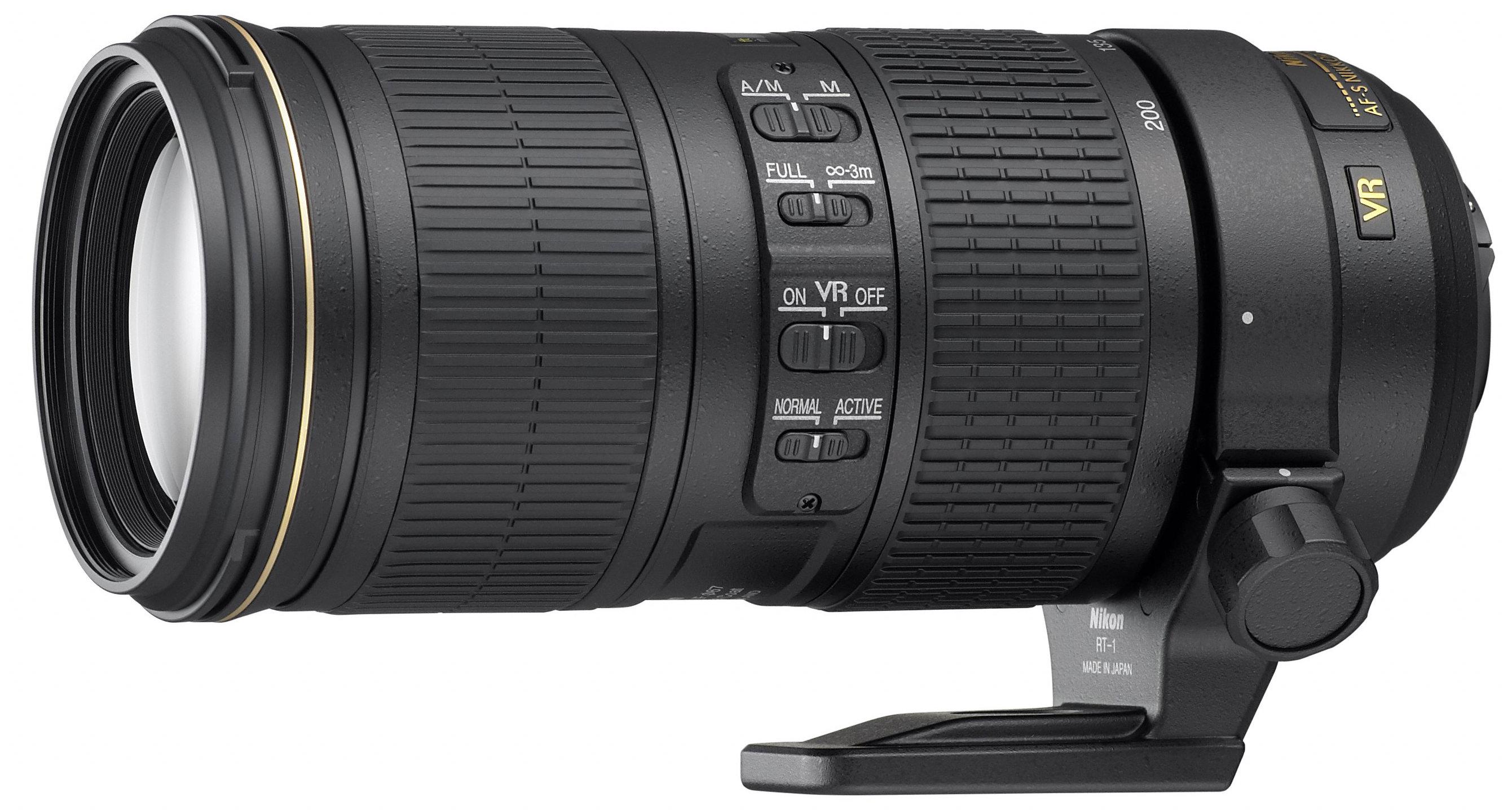 Nikon AF S Nikkor 70 200mm F 4G ED VR Lens Review