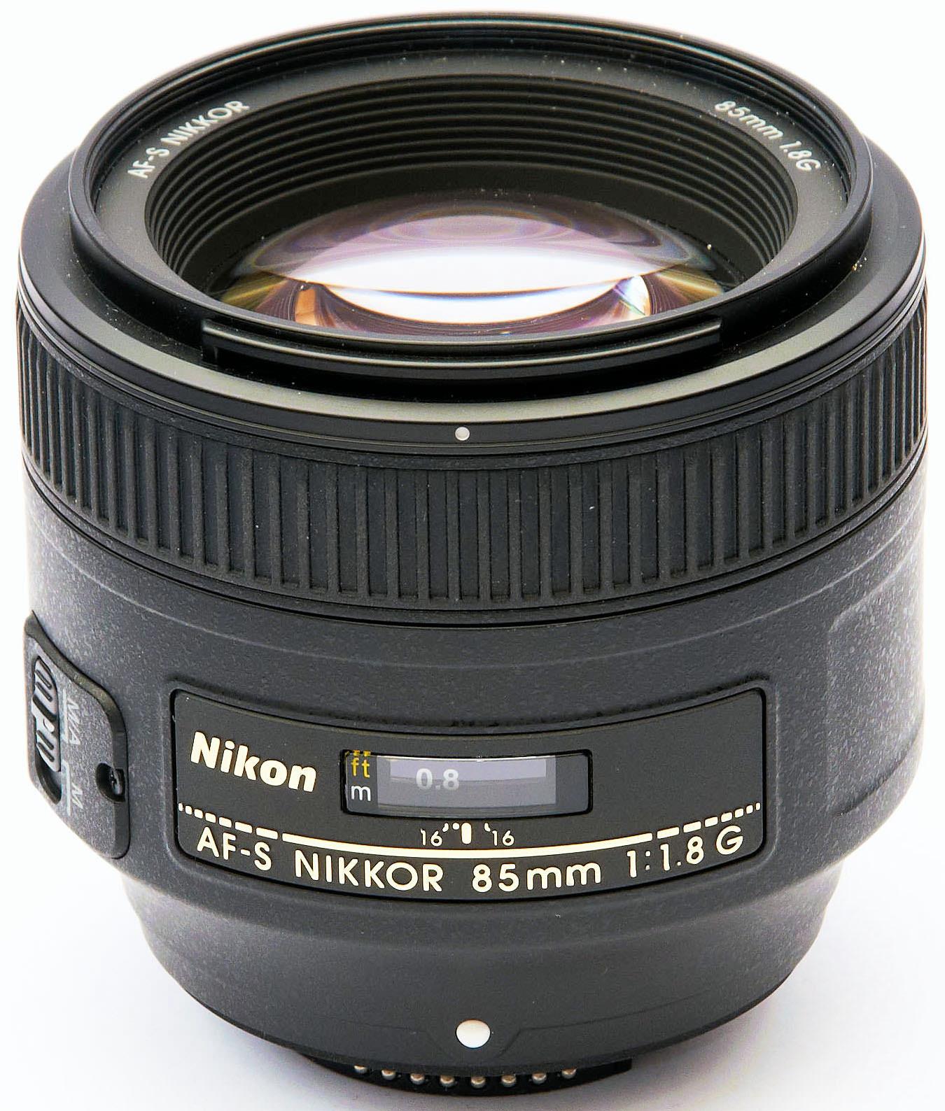 nikon af s nikkor 85mm f 1 8g lens review rh ephotozine com Ken Rockwell Nikon 85Mm 1 8G Used Nikon 85Mm 1.8
