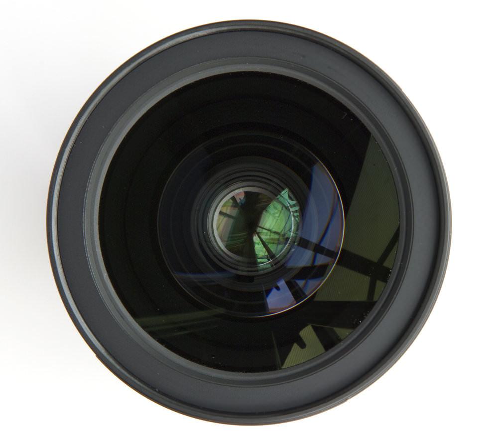 Nikon 24 70mm Front Element