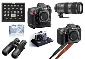 Nikon Announce 100th Anniversary Commemorative Models
