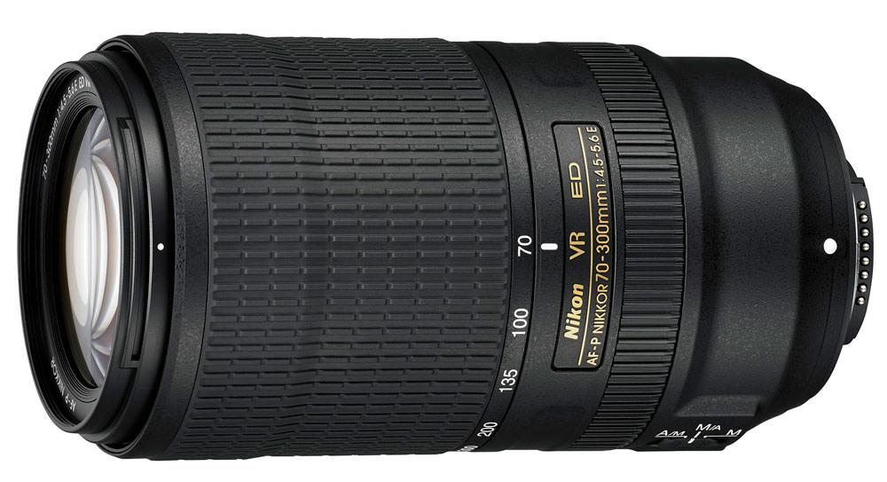 Nikon ED 70-300mm