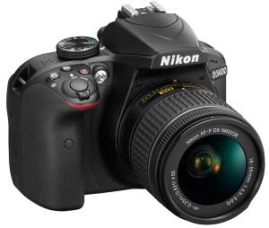 Nikon Announce D3400 DSLR