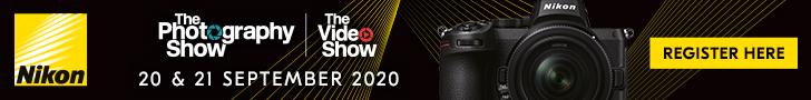 Nikon at The Photography Show 2020